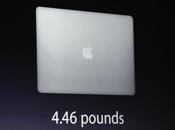 WWDC2012:新MacBook更薄 升级Retina