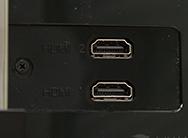 AOC刀锋III的HDMI接口
