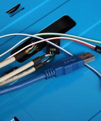 USB3.0顶置接口