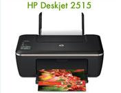 HP Deskjet 2515彩色喷墨一体机