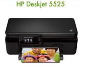 HP Deskjet 5525云打印一体机