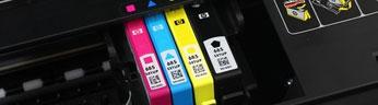 HP Deskjet 5525云打印一体机成本测试