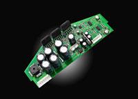 惠威X6内部电路精心设计