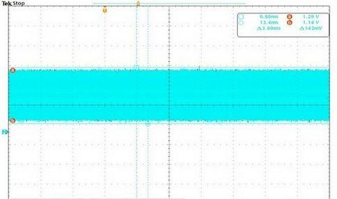 龙卡供电滤波测试