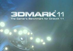基准性能测试-3DMark 11