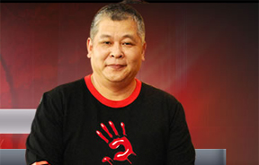 专访血手幽灵顾问郑伟腾