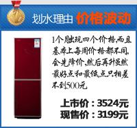 博世两门冰箱