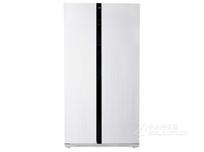 美菱BCD-560WPB对开门冰箱