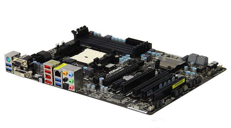 华擎A75 Pro4/MVP