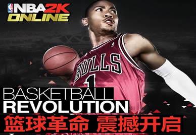 《NBA2K Ol》篮球革命震撼开启 更新匹配俱乐部系统