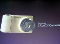 1600W+安卓4.1 三星GALAXY Camera发布