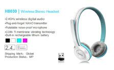雷柏H8030无线耳机