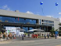 雷柏十周年 全新雷柏工业园正式开启