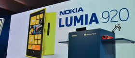 诺基亚Windows Phone 8智能手机Lumia 920