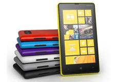 诺基亚Windows Phone 8智能手机Lumia 820