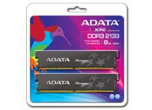 威刚无限神龙DDR3 8G内存套装