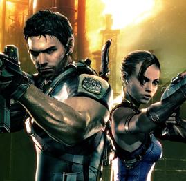 第二周预告:《生化5》游戏测试