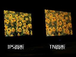 IPS硬屏广视角面板