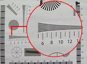 科达IPC120-A水平清晰度800线