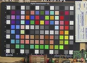 海康威视864色彩还原光线柔和
