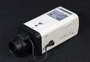 索尼SNC-CH140网络监控摄像机