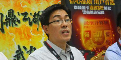 华硕许明廉专访:将高品质带入玩家阶层