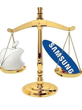 美法院判三星侵权 赔偿苹果10.5亿美元