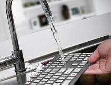 键盘从此可以水洗