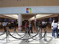 微软将新开32家实体零售店