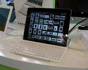 多彩推出The New iPad键盘