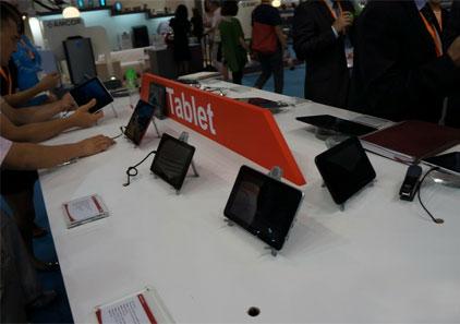 香港电子展:万利达携众多产品亮相