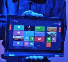Yoga 13搭载Windows 8操作系统