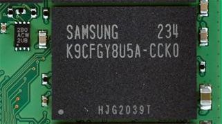 21nm Toggle DDR Mode 2.0标准