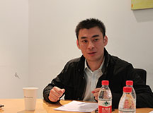 瑞势科技总经理 李志龙