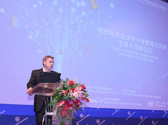 戴伟升:Intel构建完善教学变革创新方案