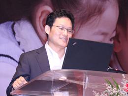 英特尔中国执行董事 戈峻