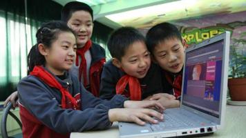 """英特尔连续8年获教育部颁发""""中国教育事业突出贡献""""奖"""