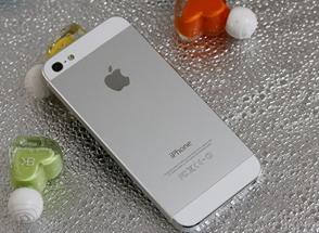 iPhone 5背面设计