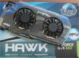 微星GTX660 Hawk