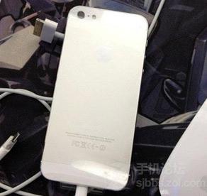 白色iPhone5新机开箱使用感受