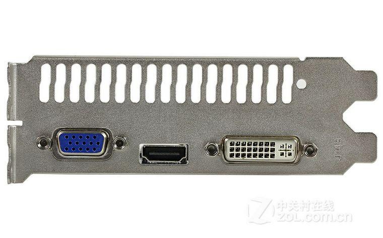 盈通GTX650极速版