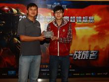 游戏获奖者领取OCZ SSD