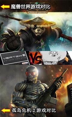 提升50% OCZ Vertex4加载游戏对比HDD