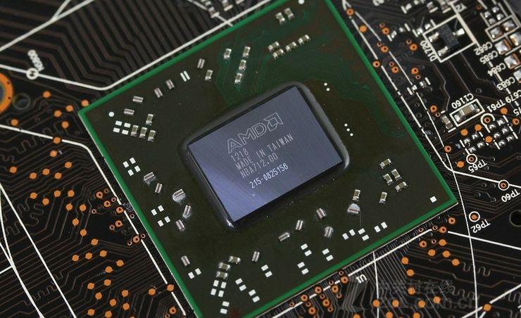 铭瑄HD7750