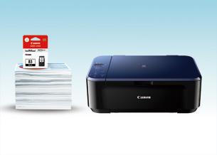 88元打印800页 佳能E518一体机评测