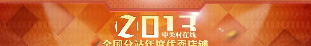 2013 中关村在线 全国分站年度优秀店铺 颁奖盛典